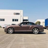 宾利欧陆 18款 4.0T GT S 敞篷欧版现车