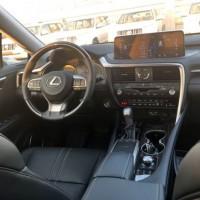 雷克萨斯RX350 20款 豪华加版现车